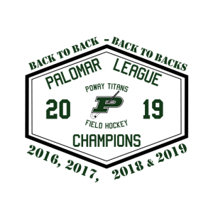 Poway High School Field Hockey Logo